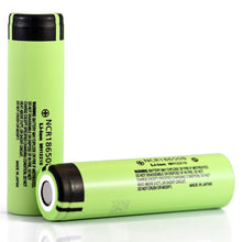 Load image into Gallery viewer, Panasonic NCR18650B 3400mAh 4.9A Battery