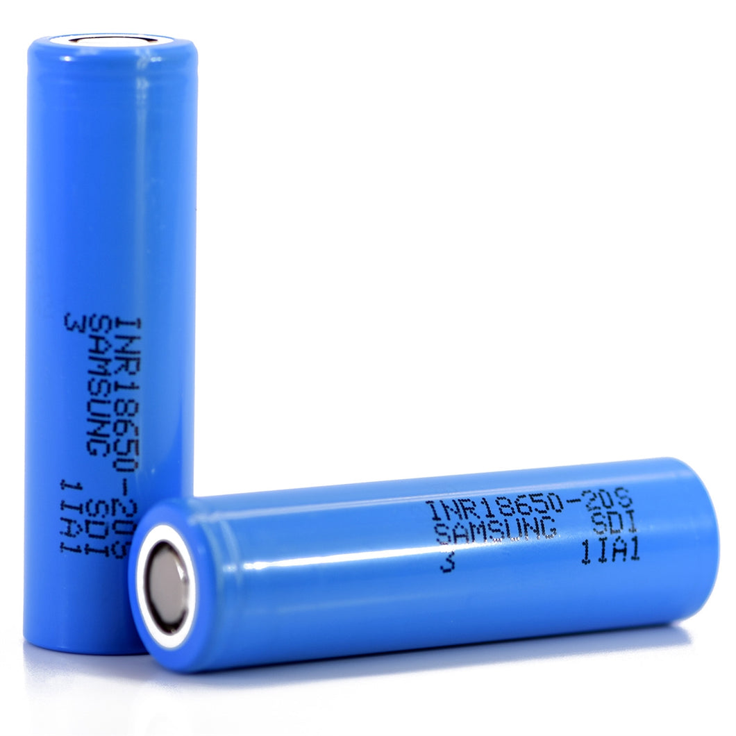Samsung 20S 18650 2000mAh 30A Battery