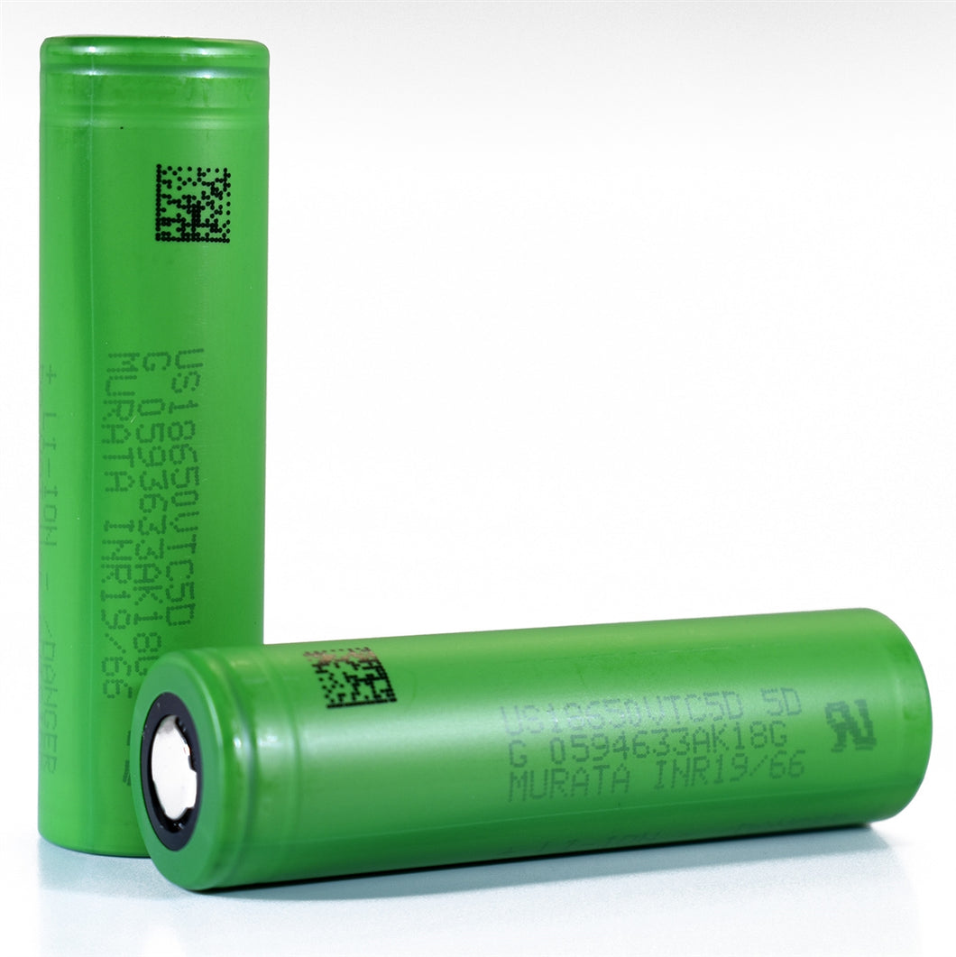 Sony | Murata VTC5D 18650 2800mAh 25A Battery