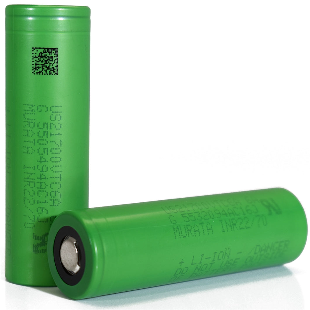 Sony | Murata VTC6A 21700 4000mAh 30A Battery