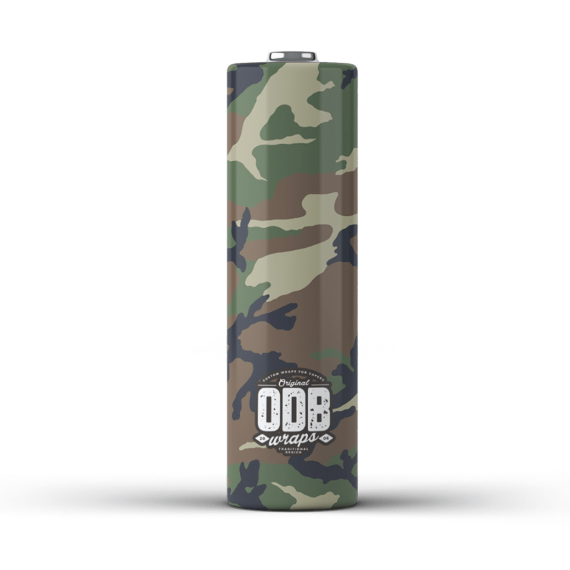 ODB Camo Wraps - Pack of 4