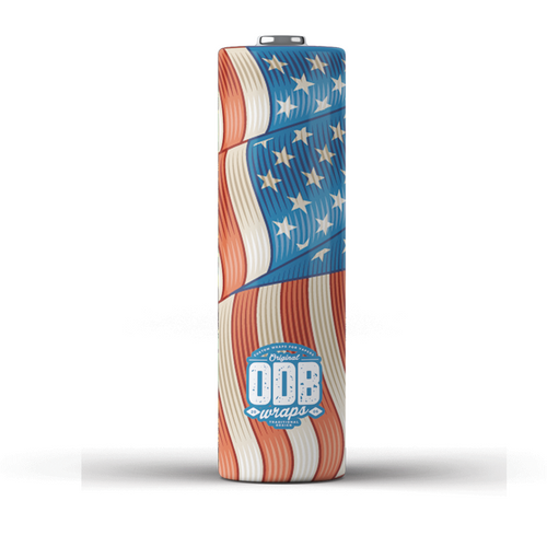 ODB Murica Wraps - Pack of 4