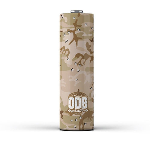 ODB Desert Camo Wraps - Pack of 4