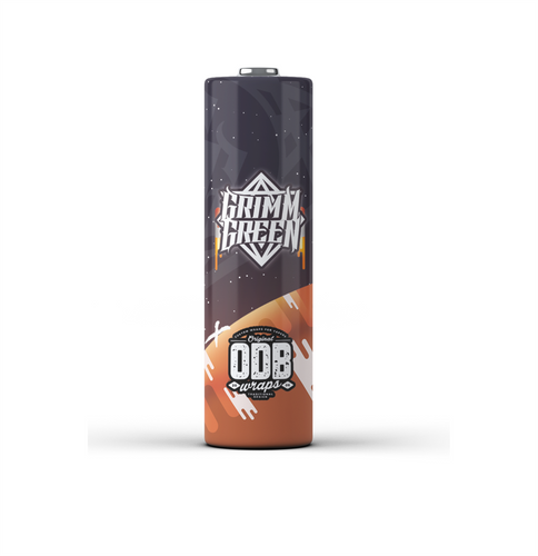 ODB Grimm Green Wraps - Pack of 4