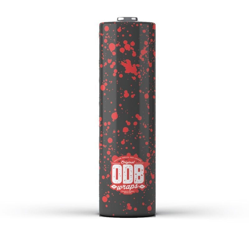 ODB Splatter Wraps - Pack of 4