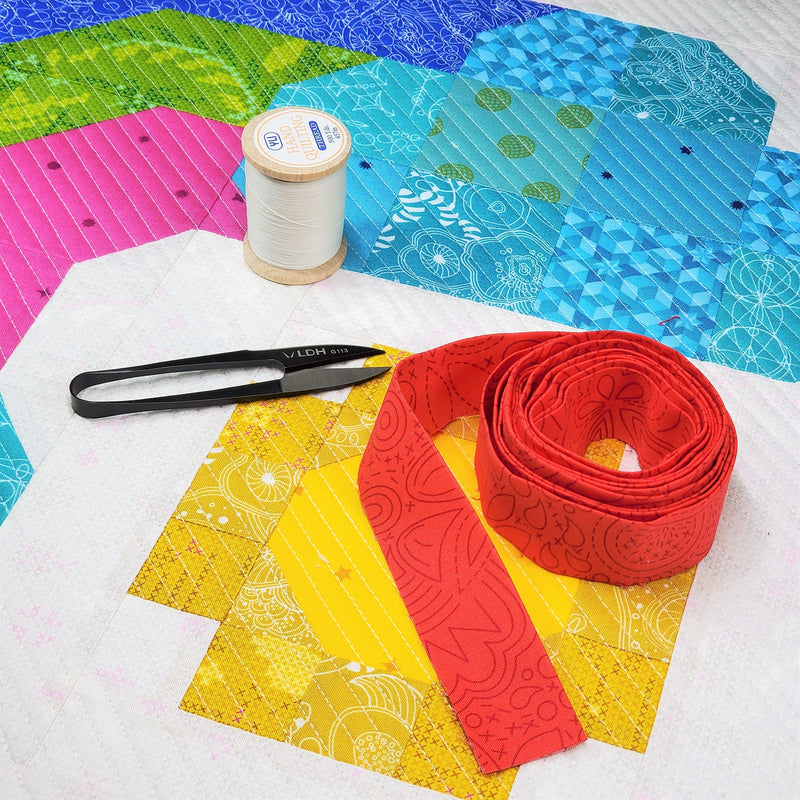 How to Bind a Quilt in 8 Easy Steps