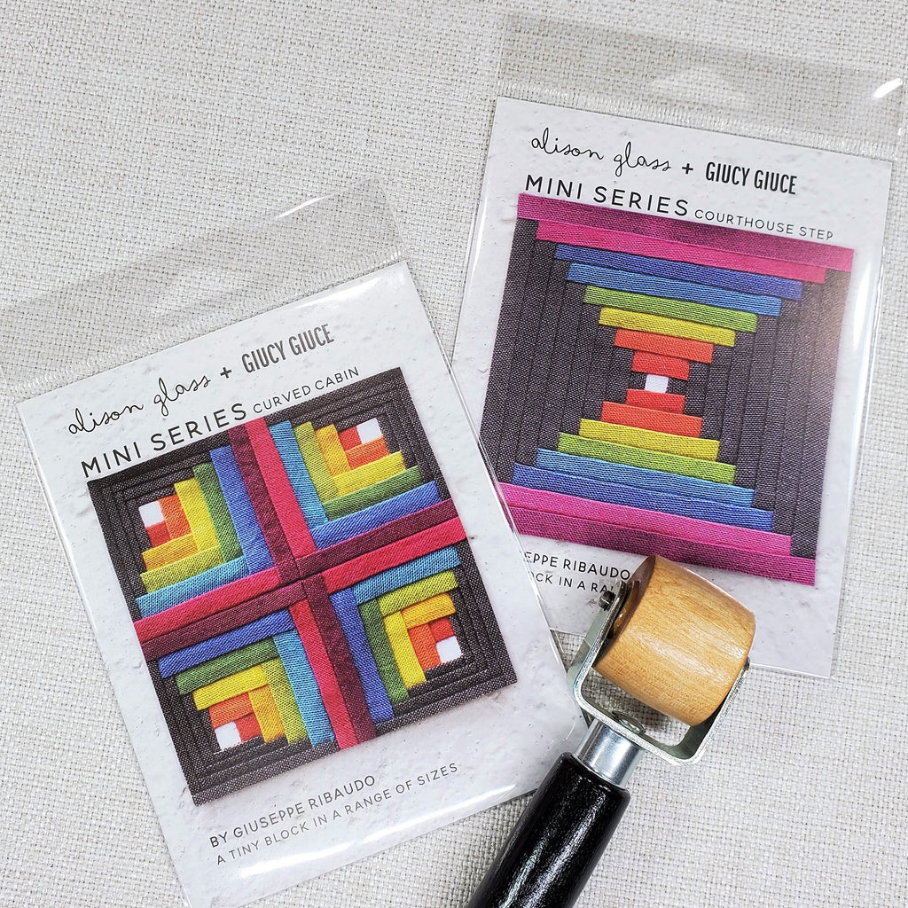 Mini Series Quilt Pattern | Alison Glass and Giucy Giuce