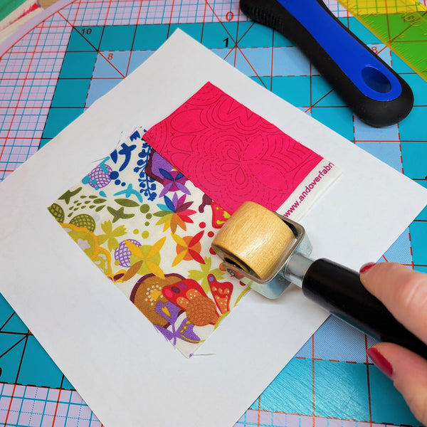 Foundation Paper Piecing Sewing Tutorial   Little Fabric Shop