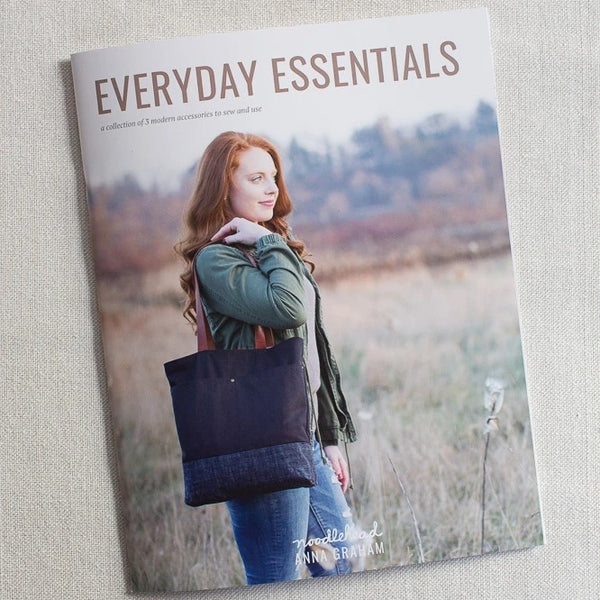 Noodlehead | Everyday Essentials Pattern Book