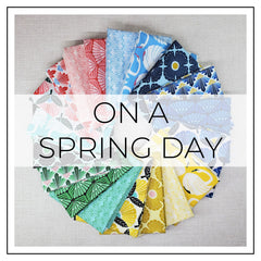 On A Spring Day   Little Fabric Shop