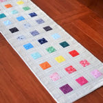 Lynne Wilson Design | Table Runner Pattern | Runner Up