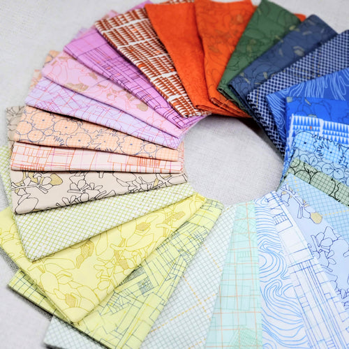 Collection CF | Carolyn Friedlander | Fat Quarter Bundle | 27 Fabrics