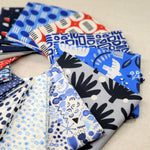 The Rain in Spain Collection | Cotton + Steel | Fat Quarter Bundle