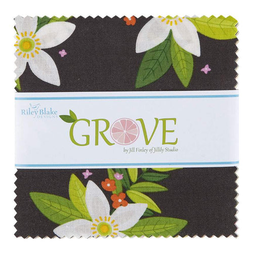 "Grove - 5"" Charm Pack 