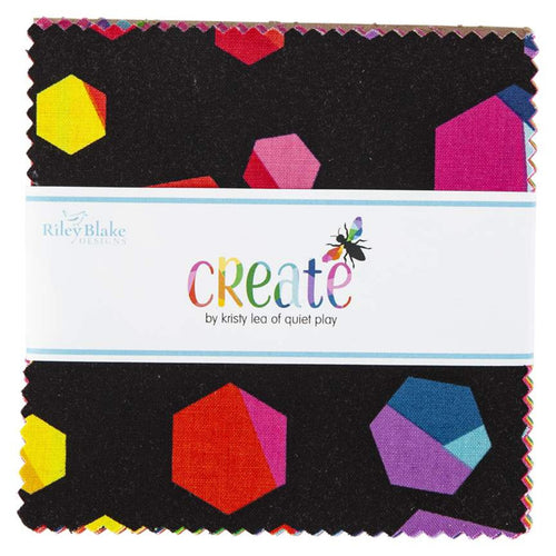 "Create - 5"" Charm Pack 