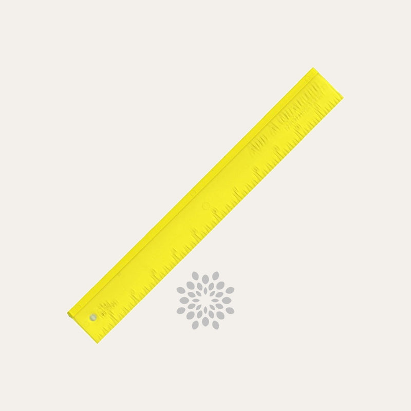 Add-A-Quarter Ruler 12 inch | Little Fabric Shop