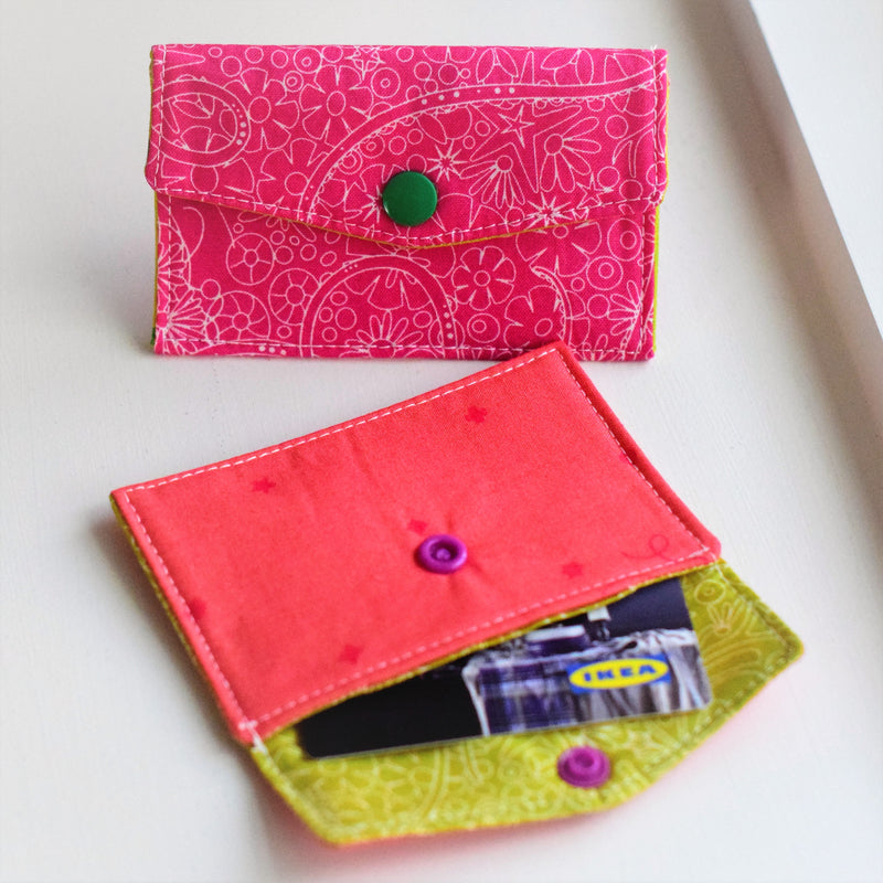 Gift Card Wallet - PDF Pattern