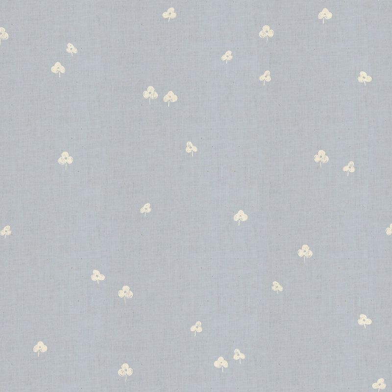 Clover and Over - Narwhal Unbleached | Cotton + Steel Basics