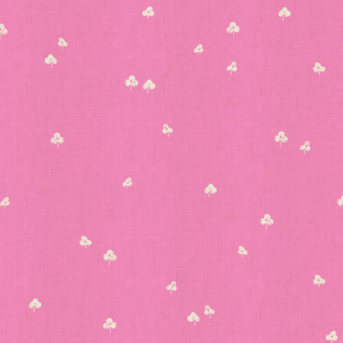 Clover and Over - Sweet Pea Unbleached | Cotton + Steel Fabrics