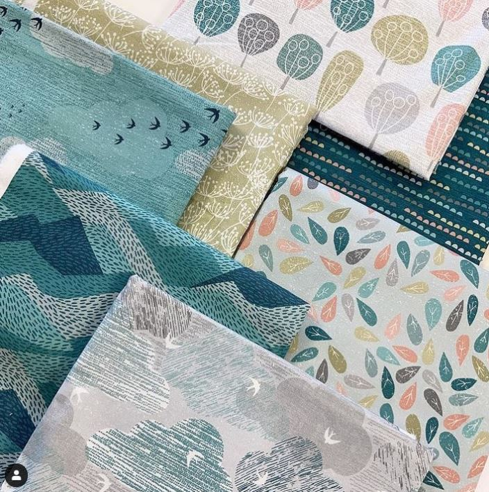 PRE-ORDER | Elements | Fat Quarter Bundle Complete Collection