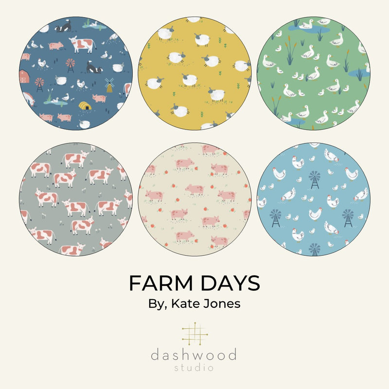 Farm Days | Half Yard Bundle Complete Collection