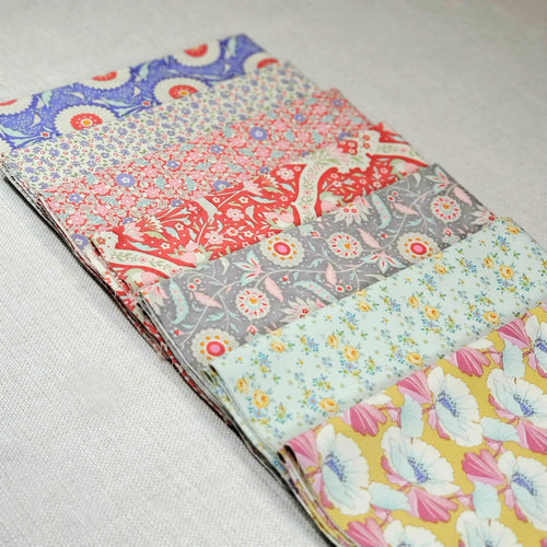 Half Yard Bundle | Tilda | Shop Curated Bundle - 7 Fabrics