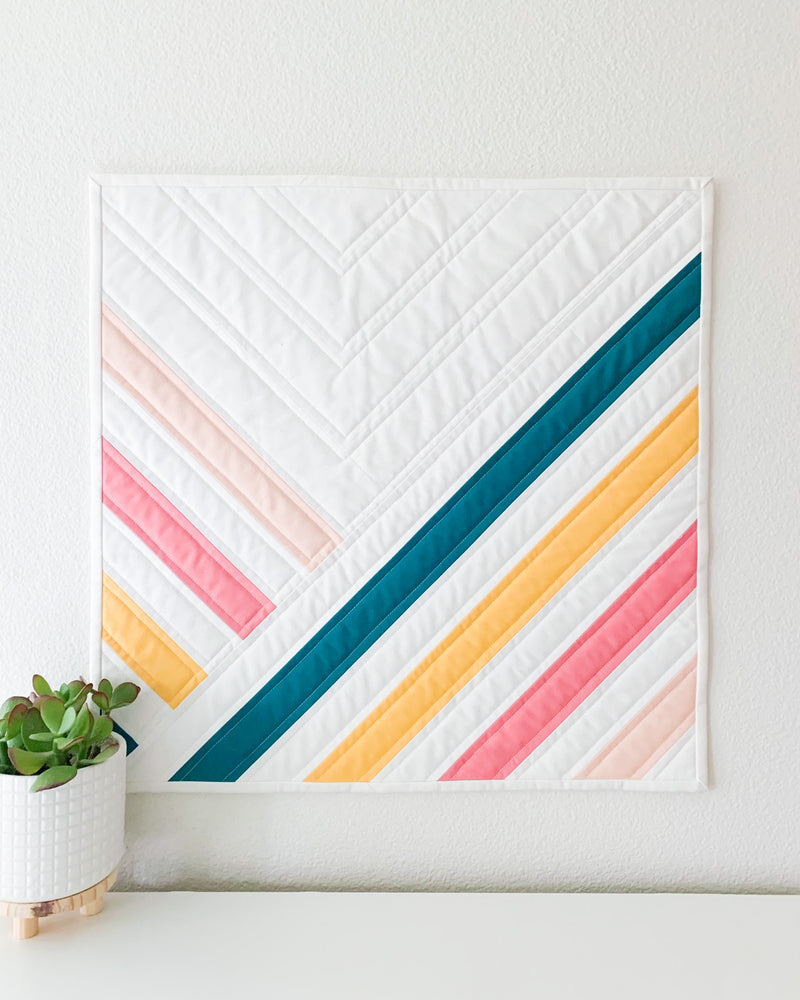 Midpoint Quilt | Quilt Pattern