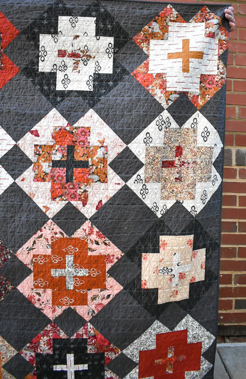 Nightingale | Quilt Pattern | Lo & Behold Stitchery