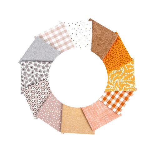 Paintbox - Neutral | Elizabeth Hartman | Robert Kaufman | Fat Quarter Bundle