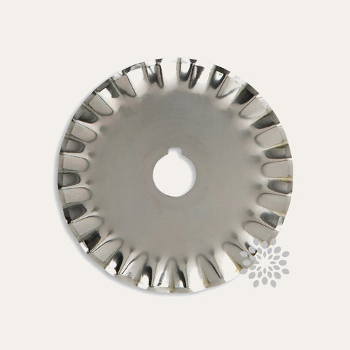 Pinking Blade 45mm | Rotary Cutter Blade Replacement