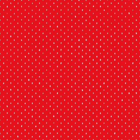 Stitch and Repeat - Strawberry Fabric | Cotton + Steel Basics
