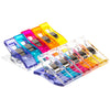 Clover Wonder Clips Assorted Colors 50 pieces