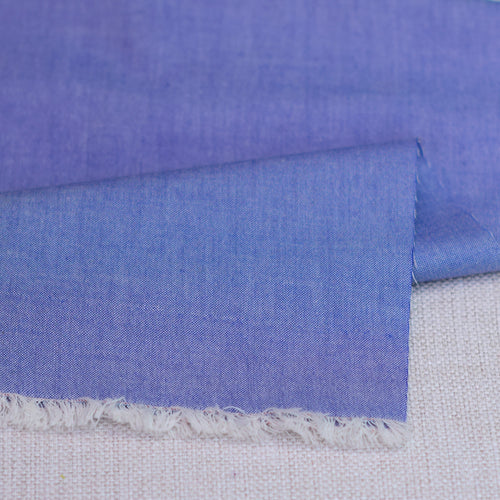 Blue Bell | Peppered Cottons | Studio E Fabrics