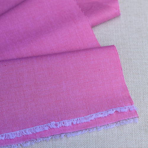 Carnation | Peppered Cottons | Studio E Fabrics