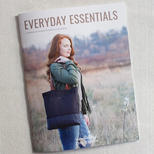 Everyday Essentials Pattern Booklet | Noodlehead