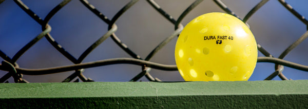 Different Types of Pickleballs