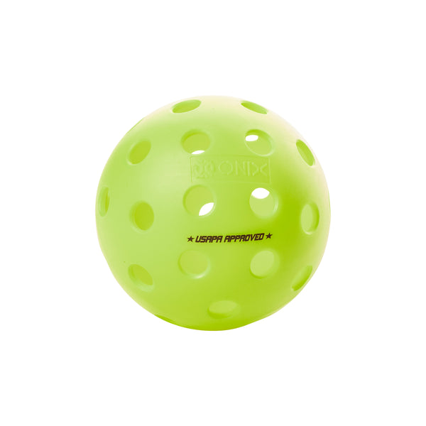 ONIX Fuse G2 Outdoor Pickleball Balls (100 Pack) - Neon Green_3