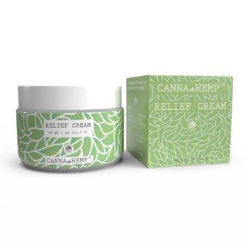 CBD Relief Cream (250mg)