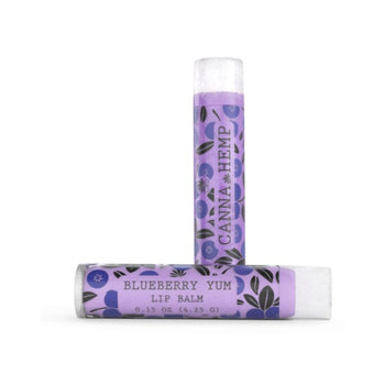 CBD Lip Balm Blueberry Yum (100mg)