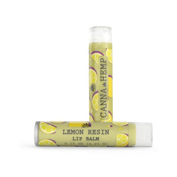 CBD Lip Balm Lemon Resin (100mg)