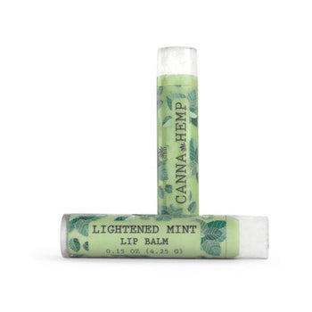 CBD Lip Balm Lightened Mint (100mg)