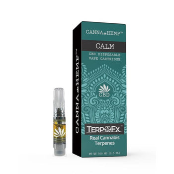 CBD Vape Cartridge - Calm (200mg)