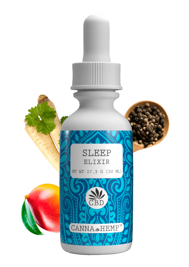 CBD Elixir Sleep (1000mg)
