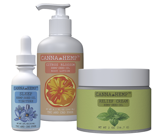 Canna Hemp™ products