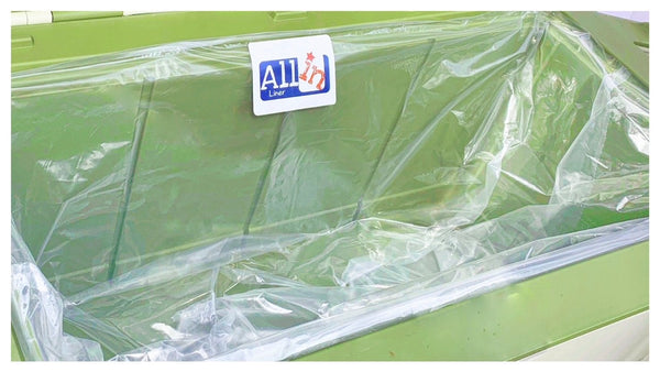 Liner 02 - Plastic Liner for the Inside of Coolers (3 pack) - Size 26L x 21.5W