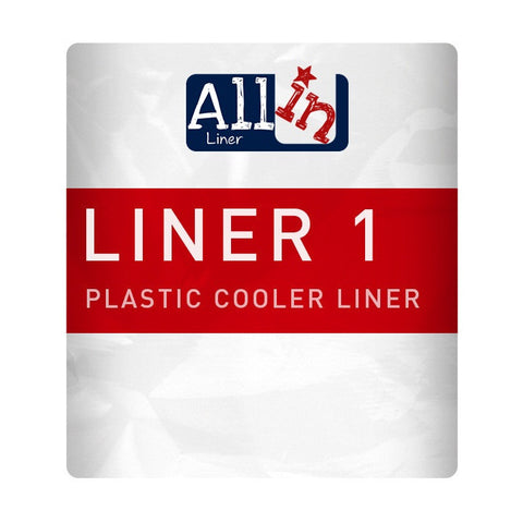 Liner 09 Plastic Liner For Coolers And Ridged Containers