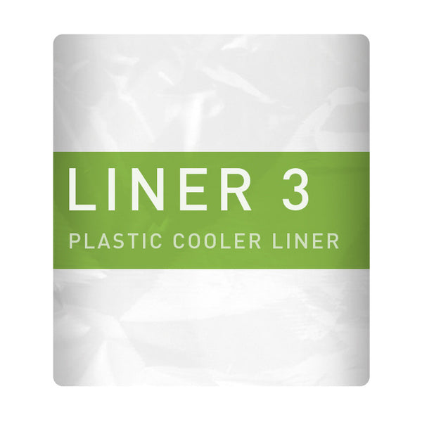 Liner 3 cover for cooler interiors