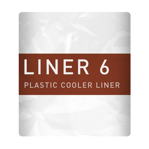 Liner 6 keep your coolers clean