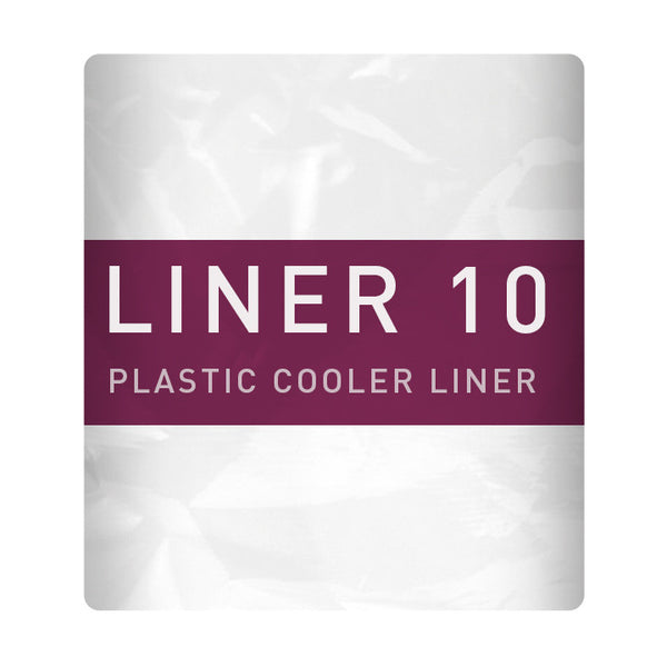 Liner 10 Stop dirt from getting into your cooler
