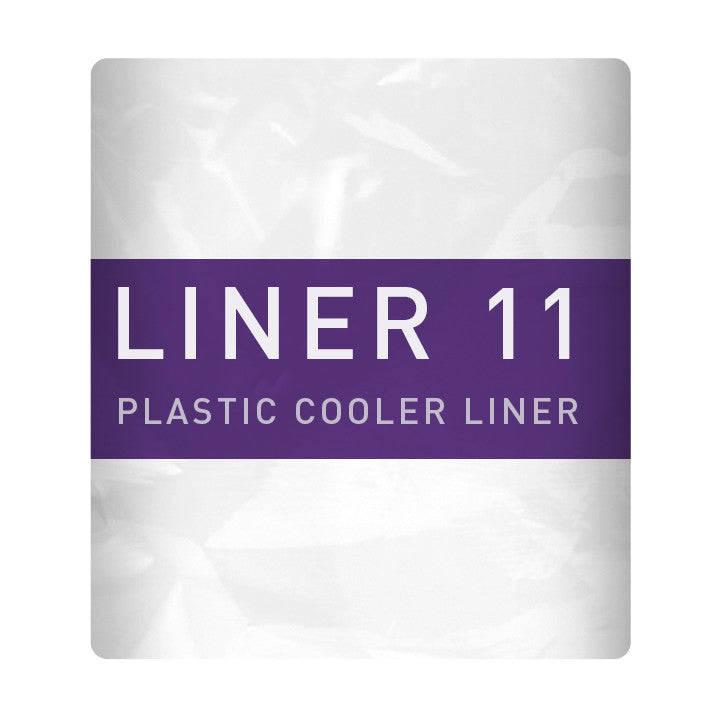 Liner 11 no more sticky or stinky coolers